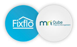 Fixflo and MRI logos